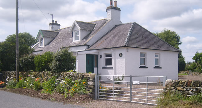 Cults Cottage Self Catering Holiday Home, near Whithorn, Dumfries and Galloway, Scotland